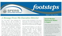 SFERS active newsletter bucket